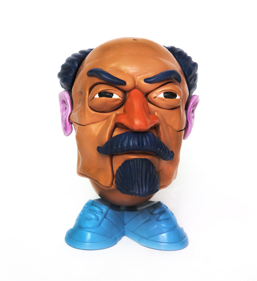 Mr. Dictator Head @ ShockBlast