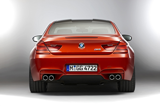 BMW M6   2013 @ ShockBlast
