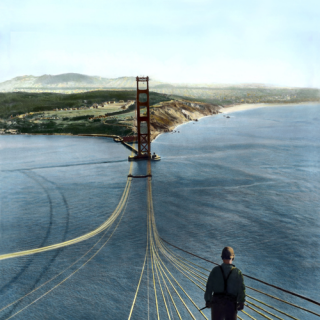 Golden Gate Bridge, Construction