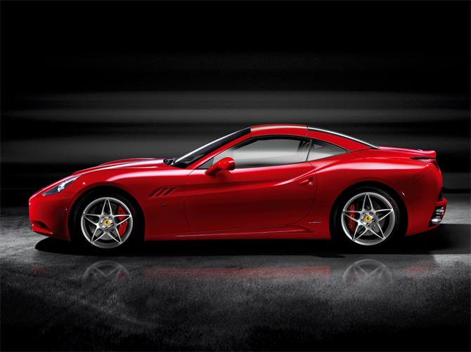 New Ferrari California 2012 @ ShockBlast