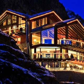 Chalet Zermatt Switzerland