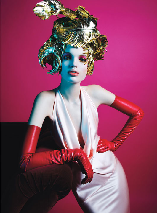 The Night is Young by Mario Sorrenti @ ShockBlast