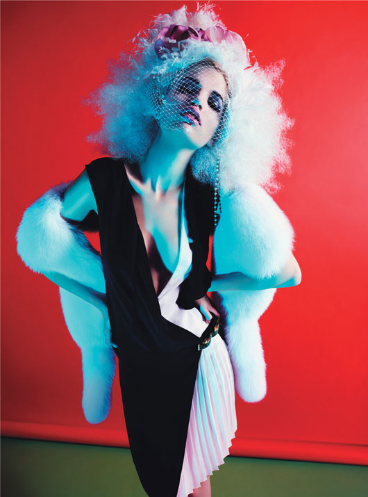 The Night is Young by Mario Sorrenti   photography dailyshit fashion       ShockBlast