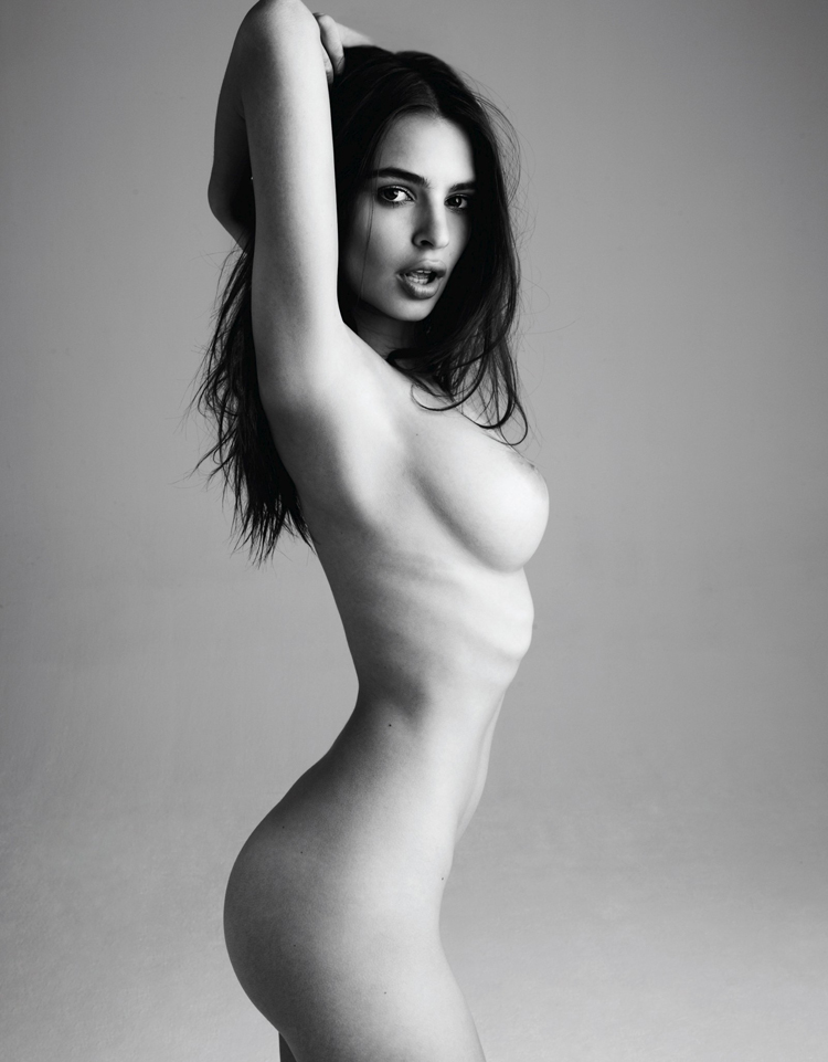 NSFW    Emily Ratajkowski x Treats + Videos @ ShockBlast