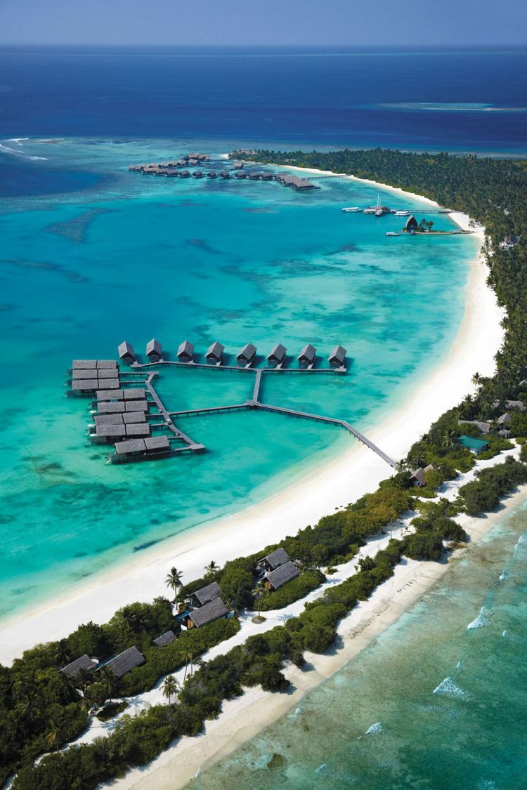 Shangri-la Villingili Resort  Maldives