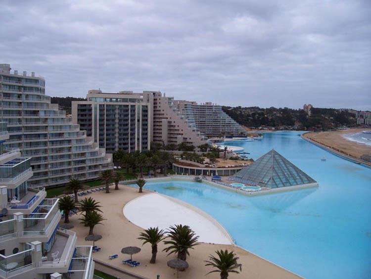 San Alfonso Del Mar Biggest Swimming Pool Shockblast