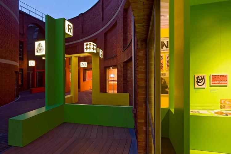Triennale Design Museum in Milan - ShockBlast