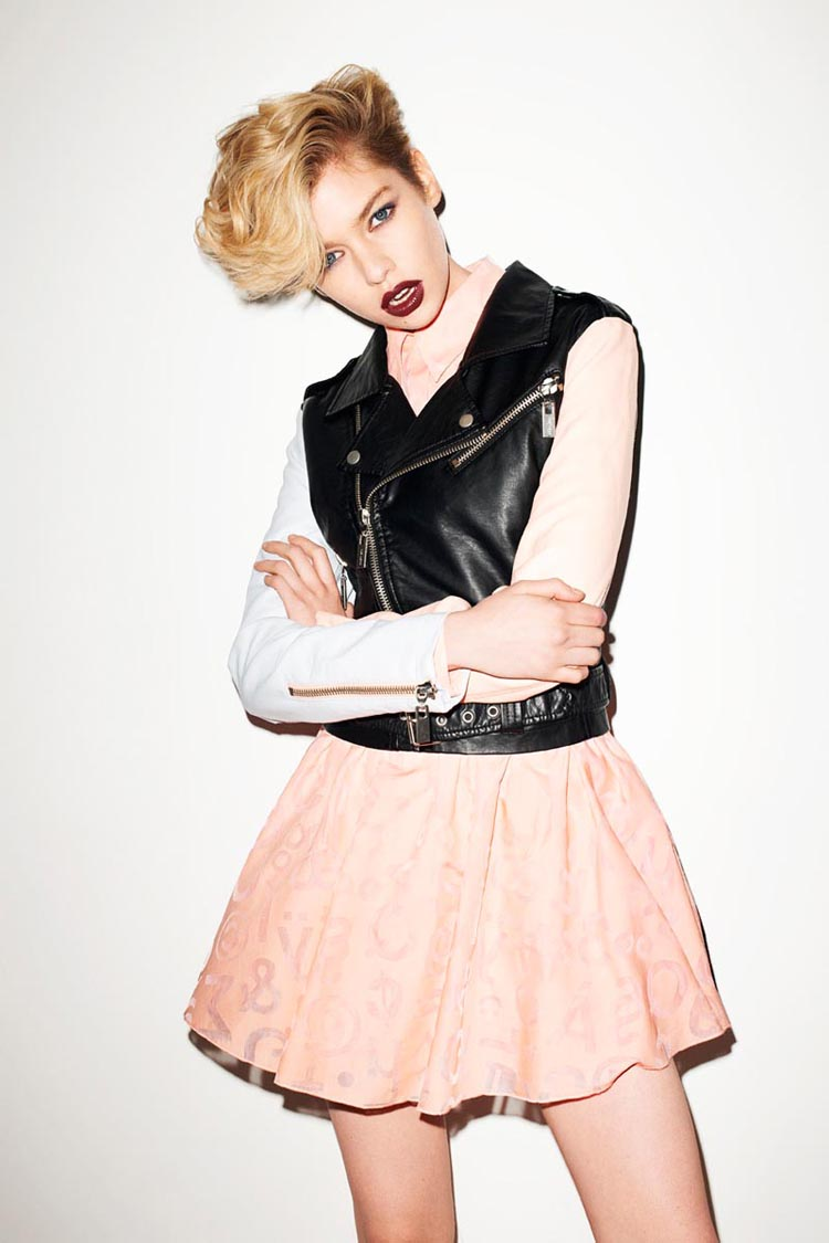 Nasty Gal,  2012 fall collection @ ShockBlast