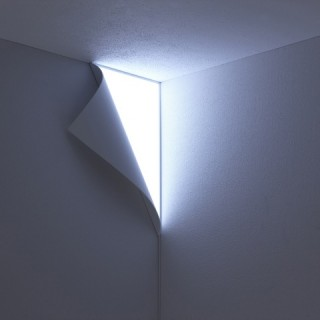 Peel — wall lamp