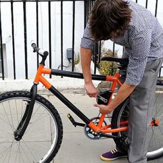 Bendable Bike