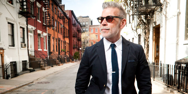 Nick Wooster x Dockers Men of Style @ ShockBlast