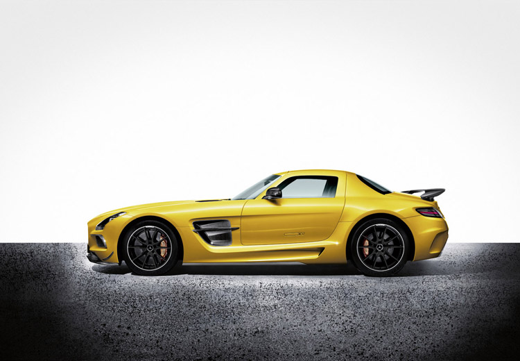 Mercedes    2014 SLS AMG Black Series @ ShockBlast