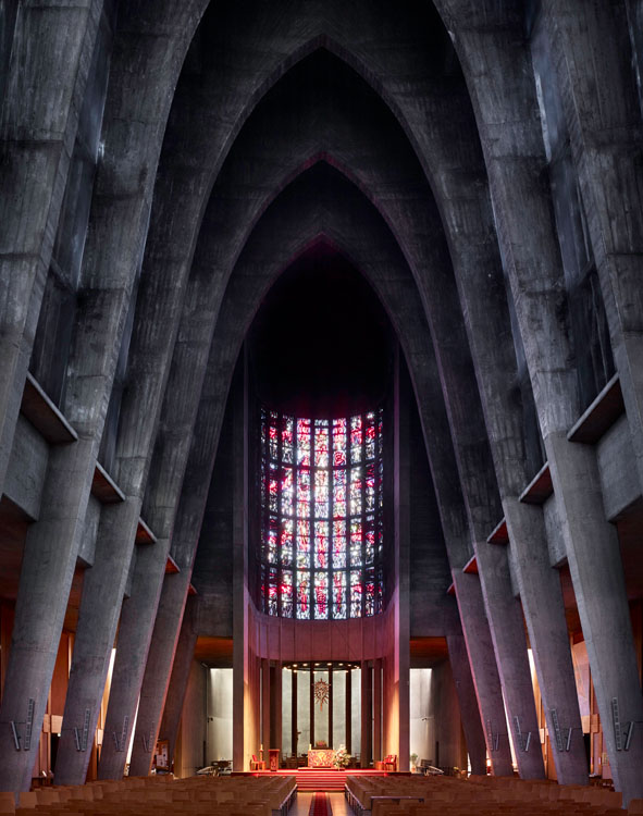 Modern Churches from Around the World @ ShockBlast
