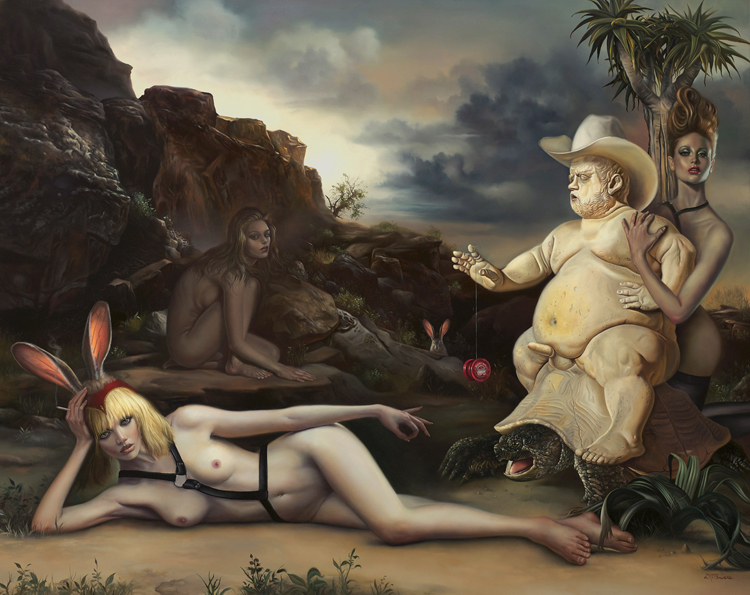 David Bowers    worx @ ShockBlast
