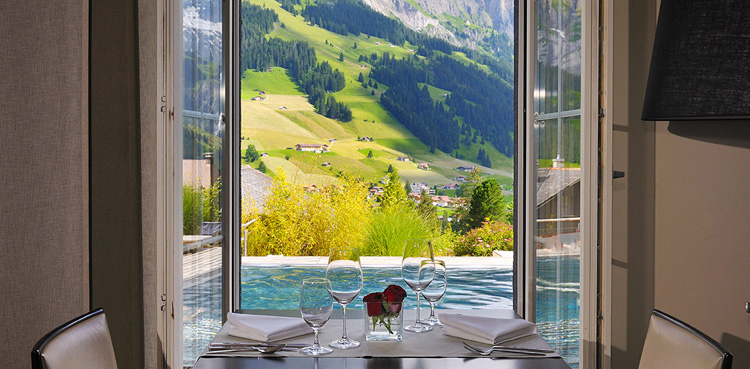 The Cambrian, Hotel in Switzerland @ ShockBlast