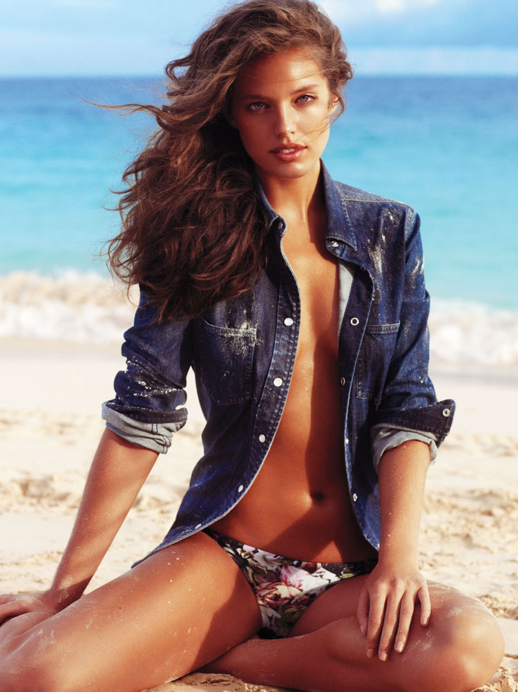 Emily DiDonato x Allure Magazine, January 2013 @ ShockBlast