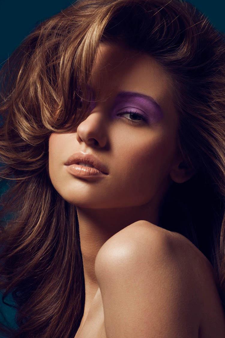 Nude Beauty — Elizaveta x Blake Davenport - ShockBlast