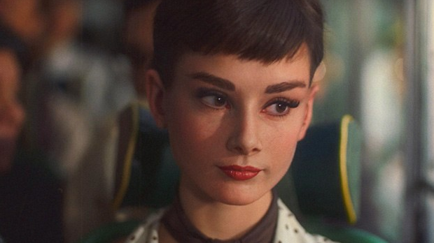 Audrey Hepburn x Galaxy Chocolate Commercial @ ShockBlast