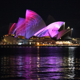 Sydney Opera House – Light Projection