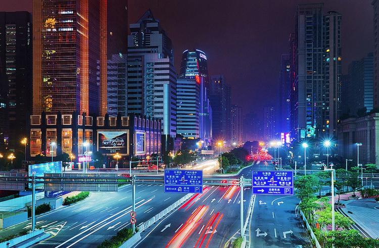 Guangzhou China  city pictures gallery : ShockBlast Guangzhou Shanghai Shenzhen China Time Lapse 2