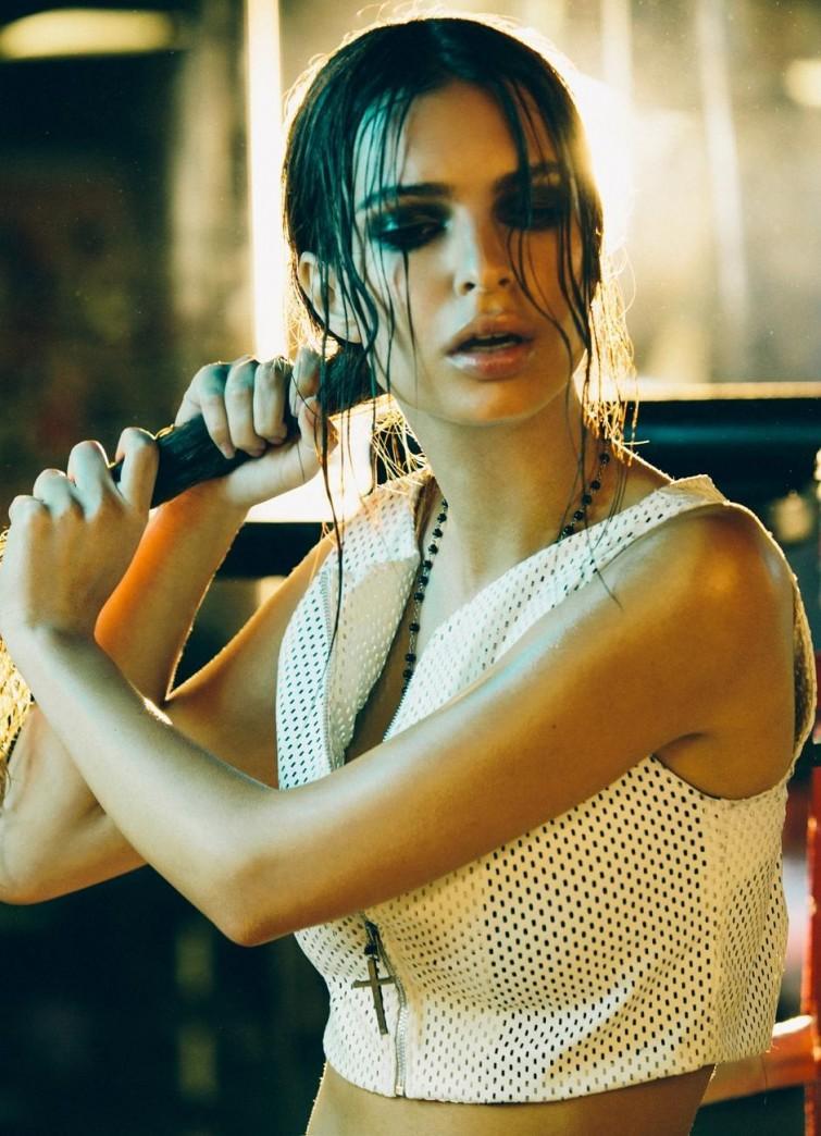 Emily Ratajkowski x Olivia Malone   2013 @ ShockBlast