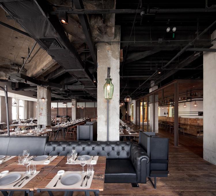 Mercato Italian Restaurant Shanghai