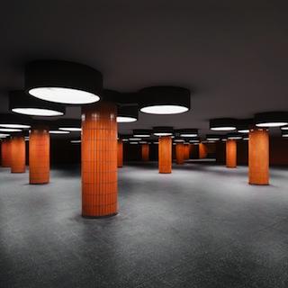 Subway II by Nick Frank