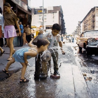 New York in 70s by Camilo Jose Vergara