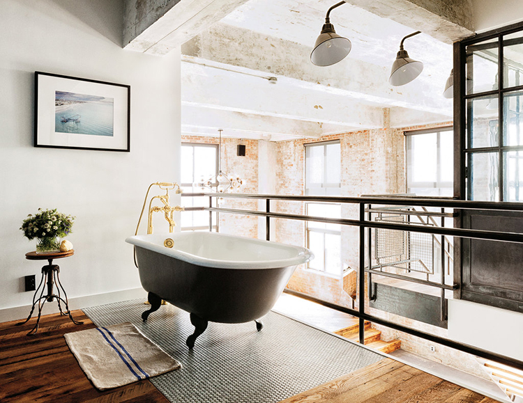 David Karp Williamsburg, NYC Loft @ ShockBlast