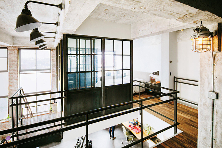 David Karp Williamsburg Nyc Loft Shockblast
