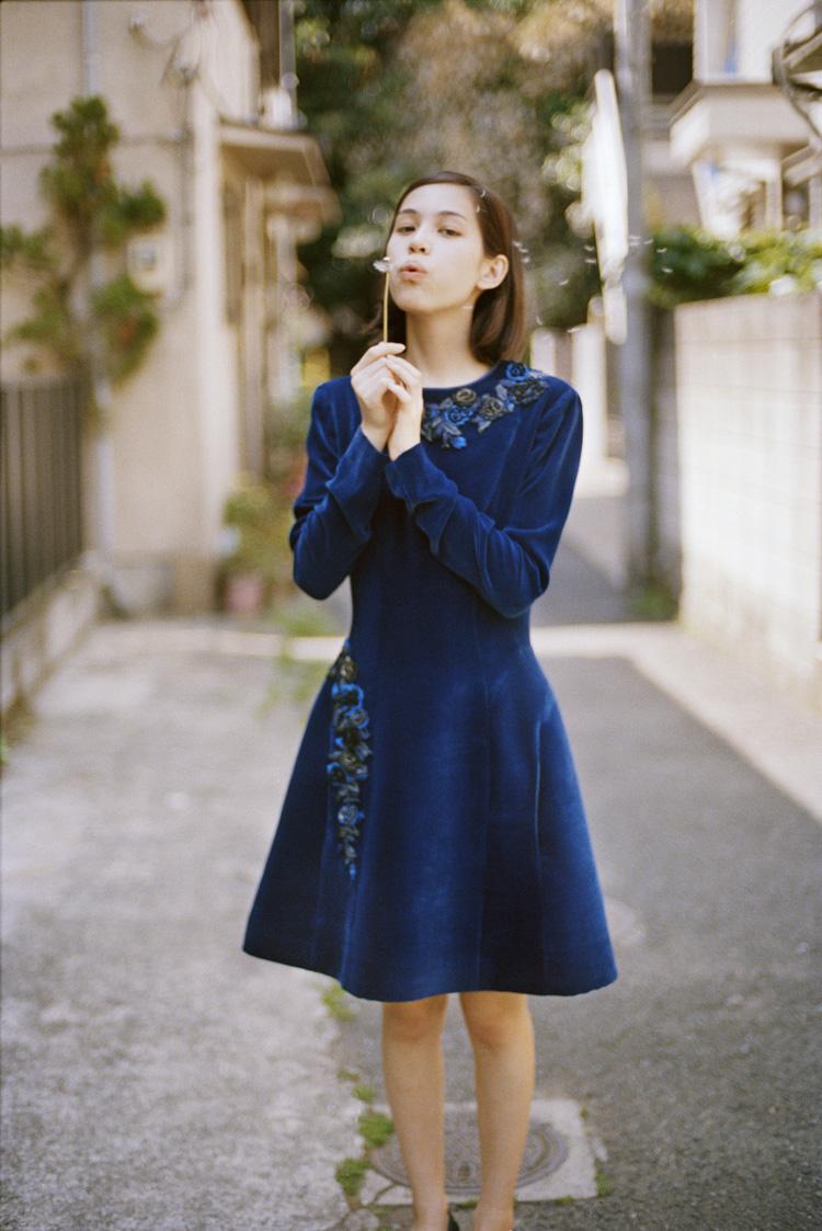 Stuff Magazine 2013 Kiko Mizuhara x Union ...