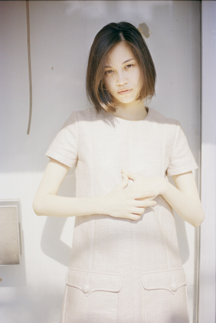 shockblast kiko mizuhara by ola rindal union magazine fall