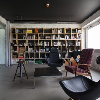 Creative office space in Croatia