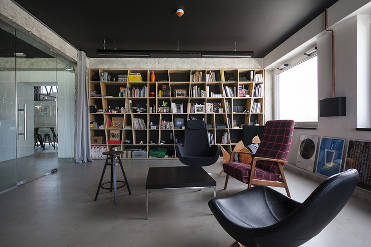 creative office space in croatia shockblast
