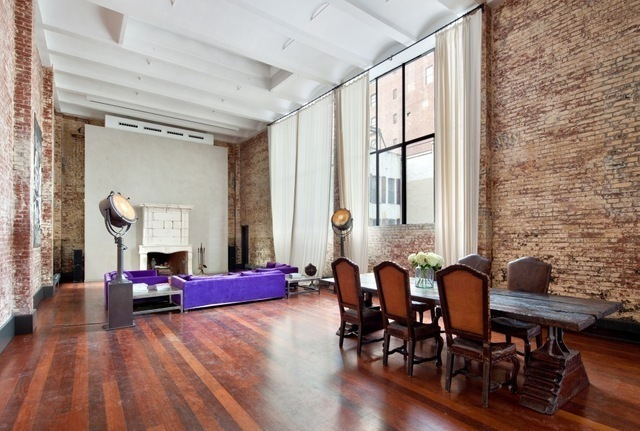 Cozy industrial loft soho new york shockblast 8 shockblast for Loft soho new york