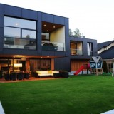 The Black Villa in Ljubljana, Slovenia - ShockBlast