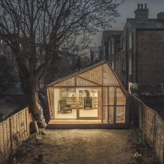 Writer's Shed, London