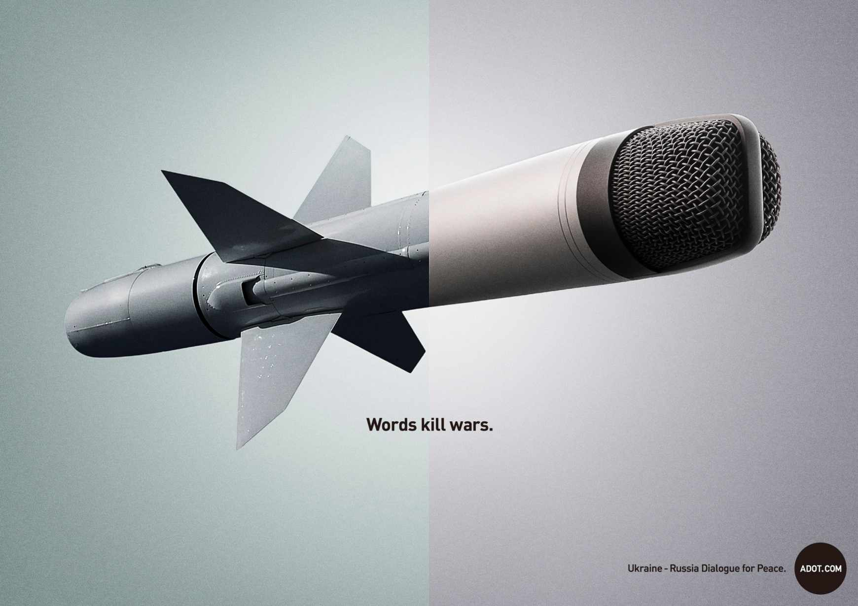 war ad The advertising council, commonly known as the ad council, is an american nonprofit organization that produces, distributes, and promotes public service announcements on behalf of various sponsors, including nonprofit organizations, non-governmental organizations and agencies of the united states government.