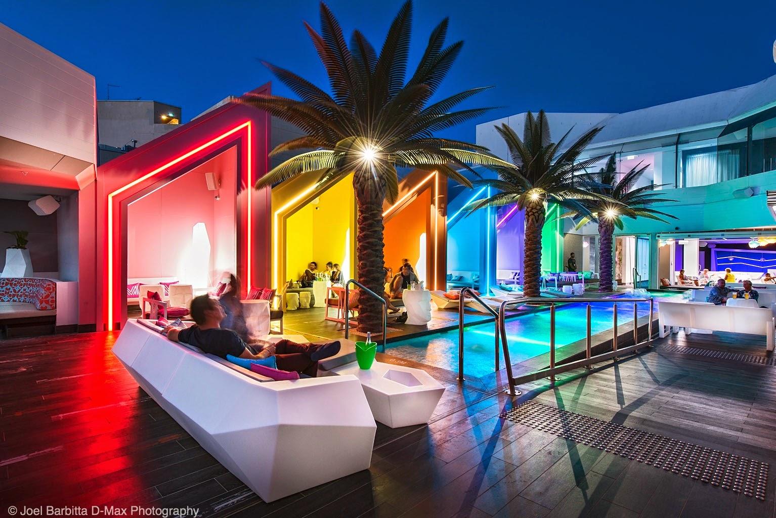 Matisse beach club australia shockblast for Design hotel australia