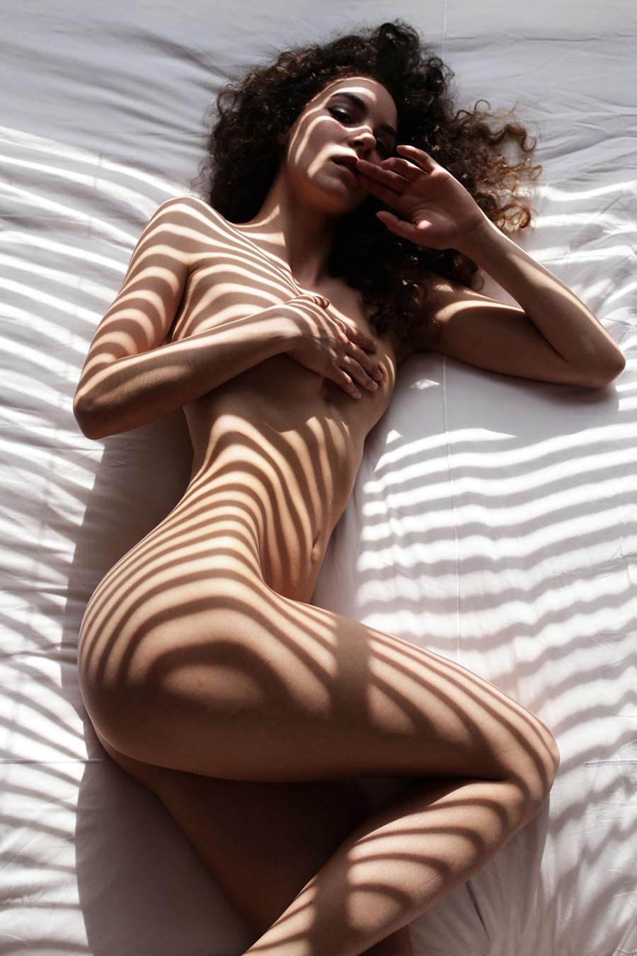 Haylie noire nackt