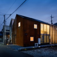 Transustainable House in Tokyo - ShockBlast