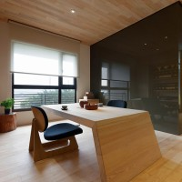 Modern Stylish open space apartment in Taipei - ShockBlast