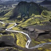 Breathtaking Aerial Landscapes of Iceland by Sarah Martinet - ShockBlast