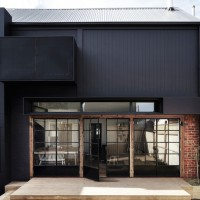 Kerferd Place by Whiting Architects - ShockBlast