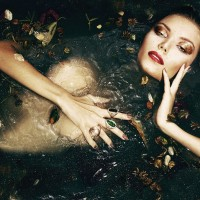 Natasha Daragan x SOME Magazine issue 15 - ShockBlast