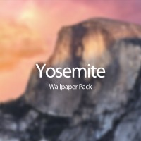 OS X Yosemite Wallpaper Pack - ShockBlast