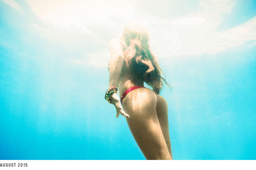 Miss Reef 2015 Calendar - ShockBlast