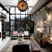 Garage Loft in Amsterdam - ShockBlast