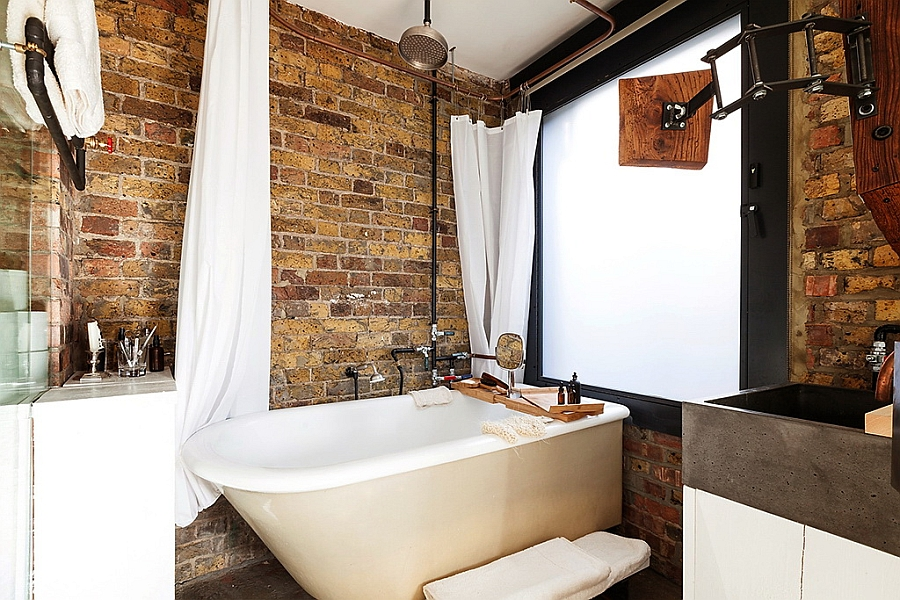 creative attic ideas - Beautiful Soho Warehouse loft apartment ShockBlast