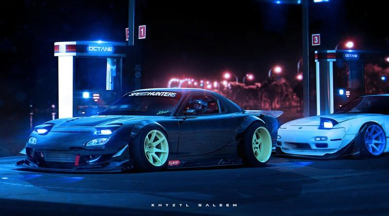 Kickass Cars By Khyzyl Saleem Shockblast